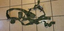 Salvage Military Parachute Harness