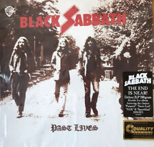 Black Sabbath - Past Lives 2 LP Rare Mint
