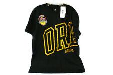 Adidas Oregon Ducks Tostitos BCS 2011 Arizona Large Black T-Shirt w/ Tag