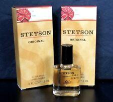 LOT OF 2 Stetson Original 0.5 oz After Shave NIB