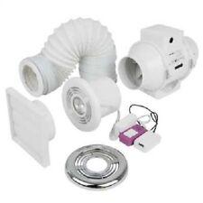 Airflow AV100T Shower Kit + LED Light  9041408