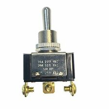 Gardner Bender Gsw 117 Heavy Duty Electrical Toggle Switch Spdt Mom On Off Mo