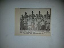 Newport News Schiffbauer 1914 Team Bild Moxie meixell Norm glockson