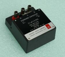 Gr / General Radio 1409T 0.1 Mfd +/- 0.05% Standard Capacitor 1409-T