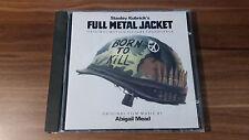 Soundtrack-Full Metal Jacket von Ost (1987) (Warner Bros. Records-7599-25613-2)