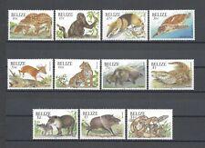 More details for belize 2003 sg 1255b/65b mnh cat £40