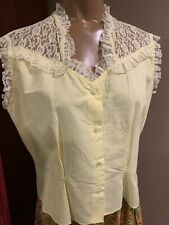 So Cool 1950's Summer Top Full Size