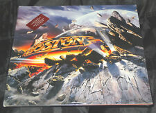 Boston ‎Walk On Sealed Vinyl Record Lp USA 1994 Orig Hype Sticker Gatefold