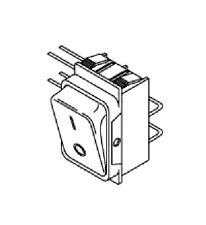 Power Switch for Gendex  765 DC RPI Part #GXS017