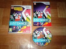 JUST DANCE 3...jeu complet...sur Wii