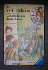 Buch: Die Zeitdetektive  Geheimnis um Tutanchamun -Ein Krimi aus dem alten...