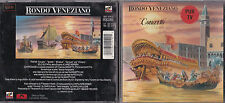"CD 12T RONDO' VENEZIANO ""CONCERTO"" DE 1988 BABY RECORDS MADE IN FRANCE RARE !"