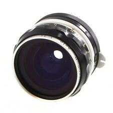 Nikon Nikkor 28mm (2.8CM) F/3.5 H (NPK) Non AI Manual Focus Lens {52} - UG