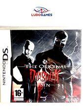 The Original Diabolik Sin Nintendo DS PAL/EUR Precintado Videojuego Nuevo New
