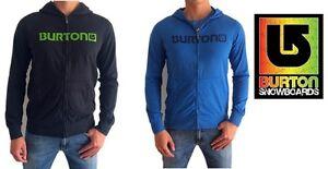 BURTON Premium Mens Hoodie / Hoody / Jumper - Brand New - RRP: $89.90
