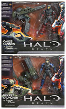 HALO REACH - Warthog Accessory Vehicle Upgrade Packs (2) ~ McFarlane #NEW