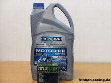 Ravenol Öl  Ölfilter Triumph 1200 Trophy Daytona Bj 93 - 97