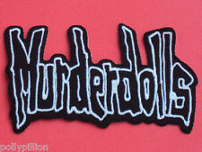 MURDERDOLLS AMERICAN HORROR PUNK SUPERGROUP WEDNESDAY 13 MUSIC SEW/IRON ON PATCH