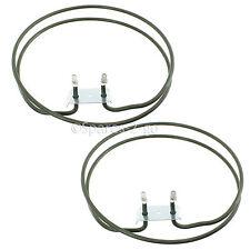 2 X Hotpoint Creda Cannon Belling Indesit Ventilatore Fornello Forno Element 2500 WATT