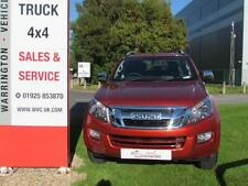 Isuzu Commercial Vans & Pickups with 4-Wheel Drive