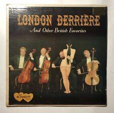 N/A London Derriere LP High Infidelity C2 US 1962 NO VINYL GAG GIFT 12F