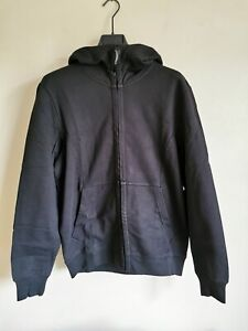 CP Company Mens Black Goggle Hoodie Size L BNWT RRP £210