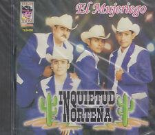 Espinoza Paz y Adolfo Urias y su Lobo Norteno  Un Par de Enamorados CD New Seale
