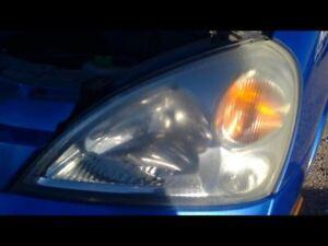 Driver Left Headlight Fits 02-07 AERIO 230283