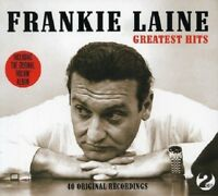 FRANKIE LAINE - GREATEST HITS 2 CD NEW!