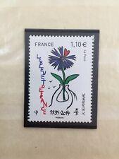 Timbre France 2014 YT 4907 Neuf**. Bleuet de France
