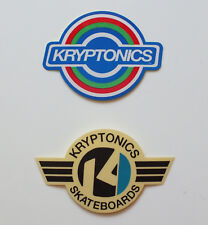 Kryptonics Skateboard 2 Sticker Aufkleber (S008)