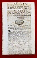 Carentan 1793 Sans Culotte David Condamnés à Mort Lyon Pont de Vaux Montbrison