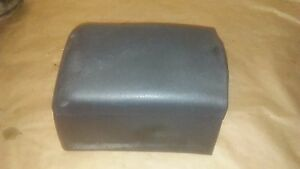 91-99 MITSUBISHI 3000GT FWD 3.0 STEALTH REAR CENTER CONSOLE ARMREST MB604660