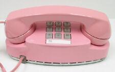 Pink Western Electric Princess TouchTone Desk Telephone - Full Restoration