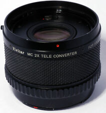 Vivitar MC 2X Tele Converter for HASSELBLAD 6X6 - Vintage Very Good Pre-Owned