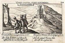 Bassa casa Bach-Castello sooneck-Meisner-chiave in rame 1623-1631
