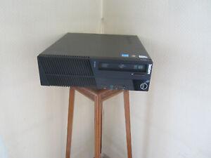 PROMO PC de bureau lenovo M82   RAM 4go ,WIFFI,disque dur 500GO