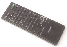 Original Sony RMS375 Audio System Remote for MHC2700 MHC2750 MHC3750 FHE705C