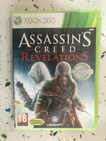 ASSASSINN'S CREED REVELATIONS  JUEGO XBOX 360 ESPAÑOL  UBISOFT AM