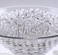 10 PKS Chiaro Acqua Aqua Suolo Bio CRISTALLI Gel BALL Beads Wedding