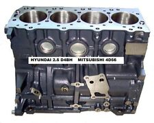 Bloc-moteur Turbo Diesel 2.5 Hyundai Kia Mitsubishi D4BH H1 STAREX GALLOPER 4D56