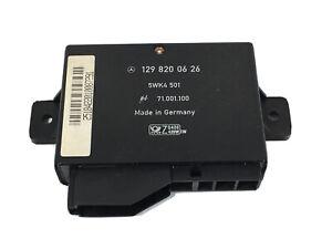 1990-1993 Mercedes R129 300SL Anti Theft Alarm Control Module OEM 1298200626