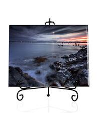 Landscape Art gift birthday art Resin Art home decorative table tiles