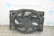2002 BMW E46 M3 coupe cooling fan