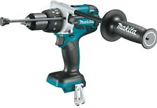"New Makita LXT 1/2"" Lithium Ion Brushless Hammer Driver Drill # XPH07"