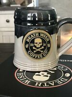 Death Wish Coffee Co 2021 Logo Mug New Sold Out