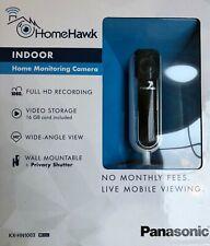 Panasonic HomeHawk KX-HN1003 Indoor Full HD 1080p Home Monitoring Camera