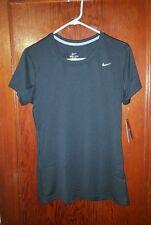 Nike Women's Legend Dri-Fit Tee Black Size Small  New