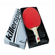 Killerspin RTG Diamond CQ Professional Table Tennis Racket, Staight