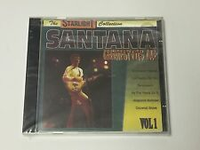 Santana - Greatest Hits Live Vol.1 - The Starlight Collection (8 Track CD) NEW